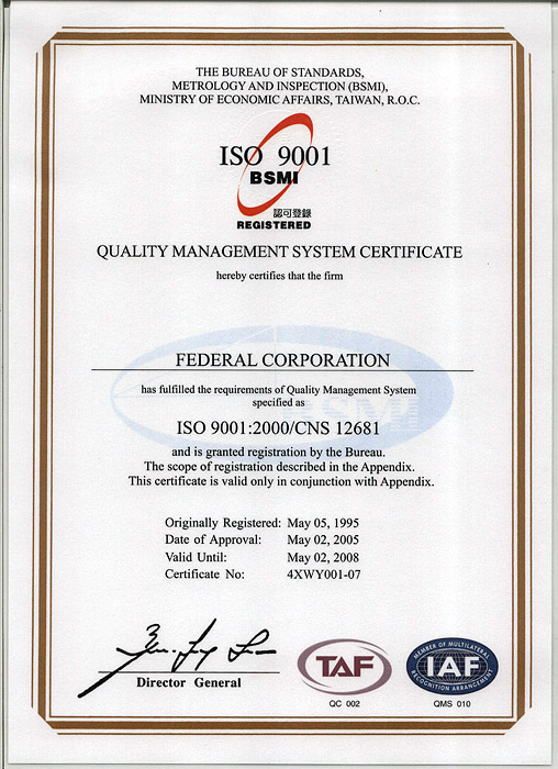 New Honda Suv >> Federal Tyres - Corporate - Certificate & Awards